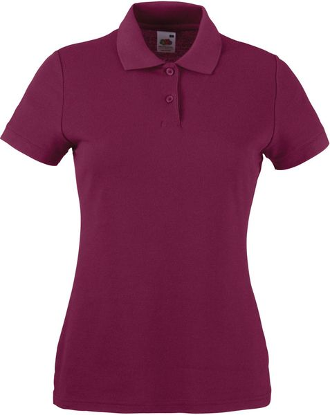 Polo-Shirt Lady-Fit 65/35