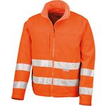 High-Vis Soft Shell Jacket