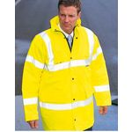 High Visibility Motorway Safety Jacket