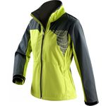 Ladies 3 Layer Soft-Shell Jacket