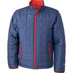 Mens Padded Light Weight Jacket