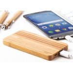 Powerbank Holz Bamboost